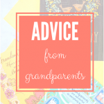 Advice from Grandparents