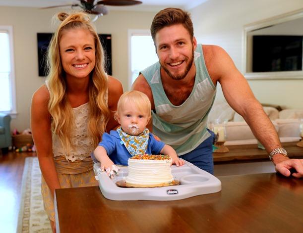 Chase First Birthday
