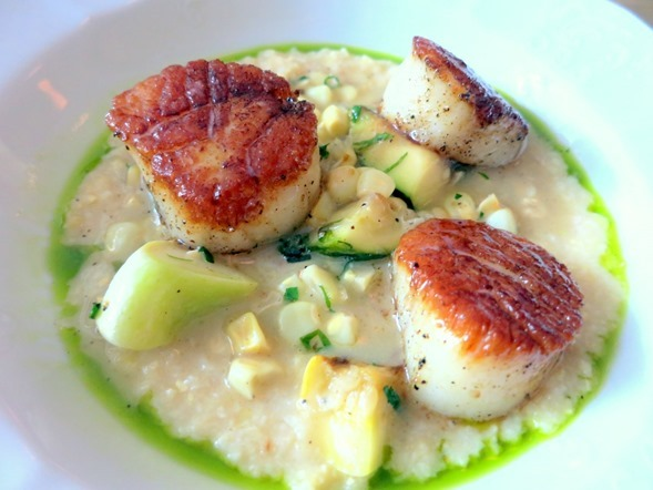 Kindred Scallops