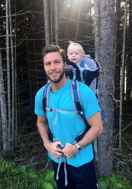 Ryan Chase Hiking