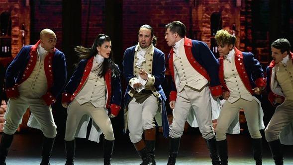 Hamilton's America Documentary