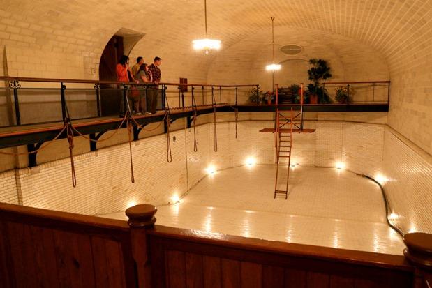 Biltmore House Pool