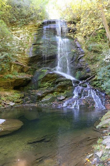 Black Mountain Catawba Falls