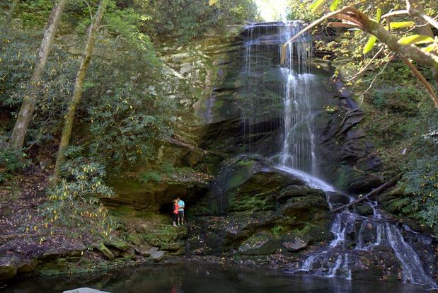 Catawba Falls Hike