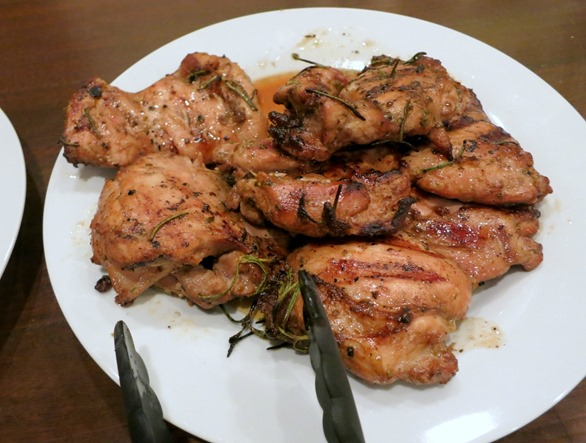 Easy Chicken Thighs Marinade