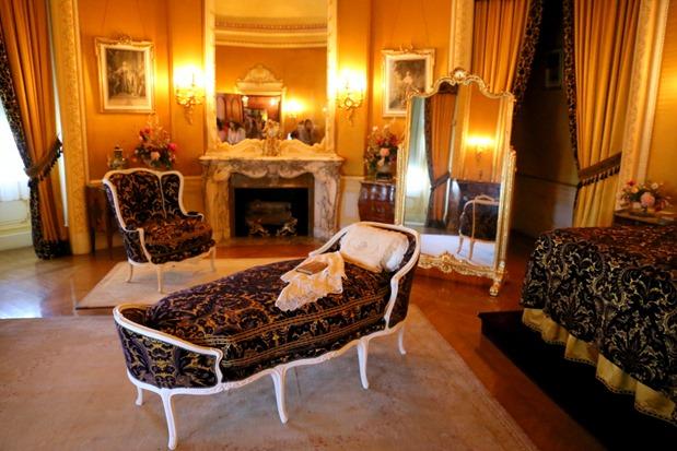 Edith Vanderbilt's Bedroom Biltmore Estate