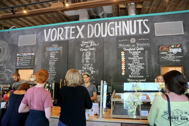 Vortex Doughnuts Asheville