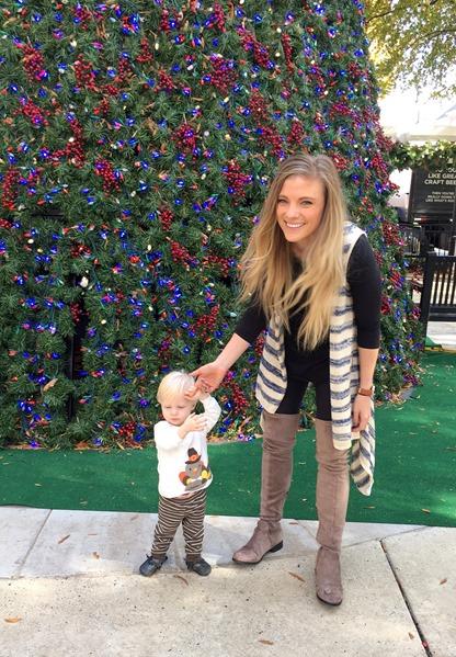 Birkdale Christmas Tree