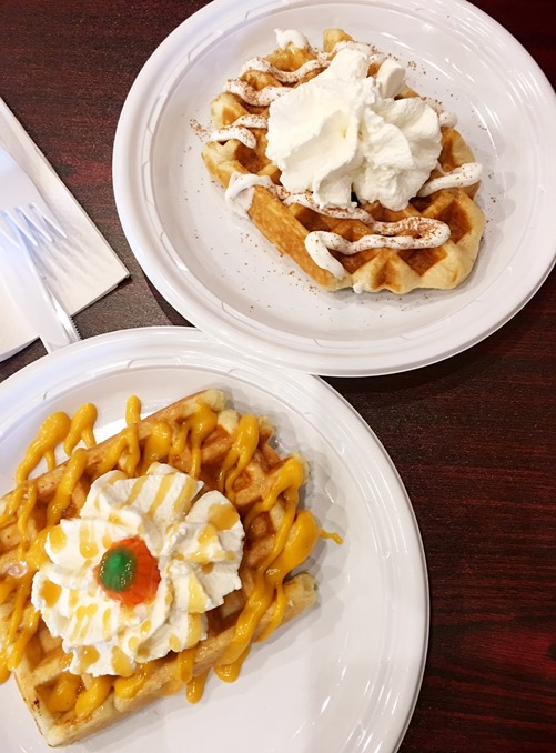 Cast Iron Waffles Huntersville