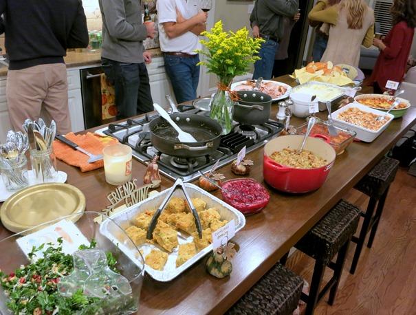 Friendsgiving Food