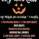 HIIT Leg Workout