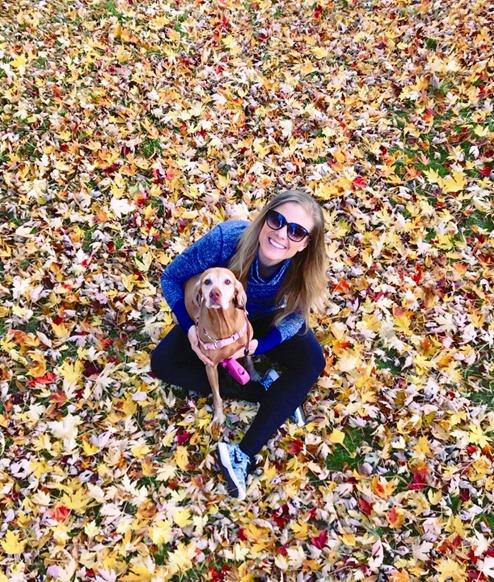 Julie and Sadie Thanksgiving 2016