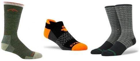 best mens socks gift guide