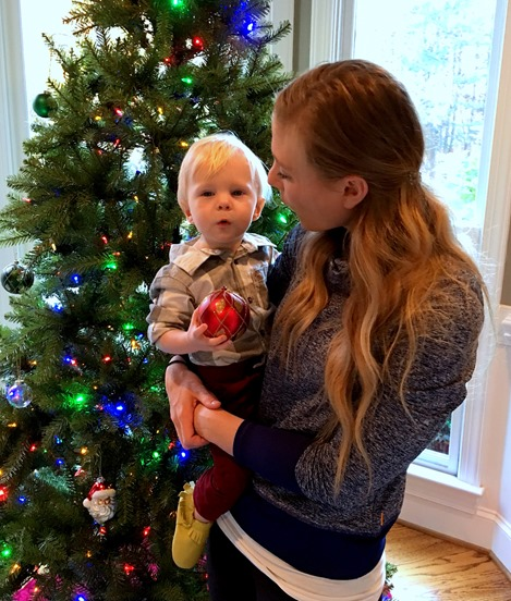 chase christmas tree 2016