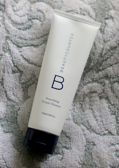 Beautycounter Cleanser (best non-toxic face wash)