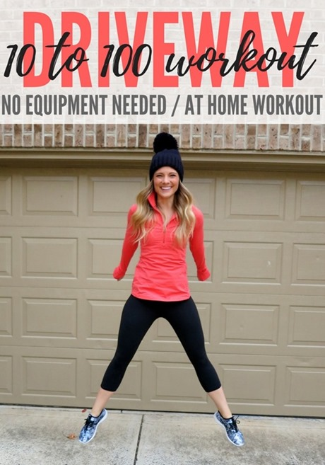 Driveway At Home Workout