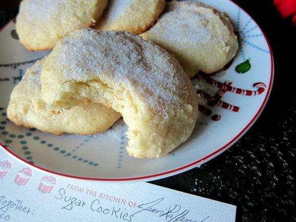Mimi's Sugar Cookies