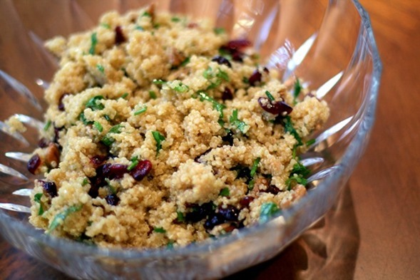 Quinoa Salad The BEST