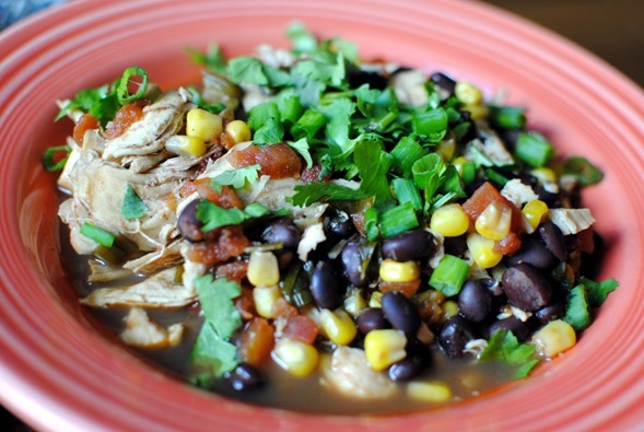 Santa Fe Chicken Crock Pot Recipe