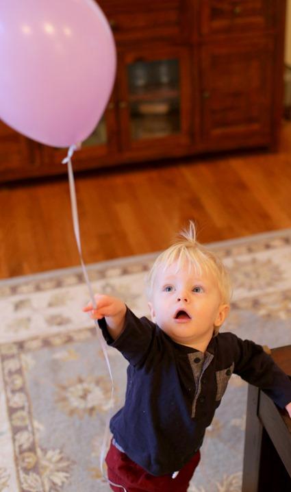 Balloons Toddler