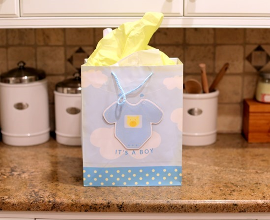 It's a Boy Wrapping