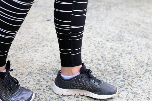 Old Navy Activewear Workout Tights