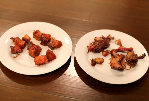 Pork Belly vs Pulled Pork
