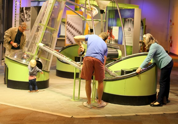 Discovery Place Charlotte Uptown