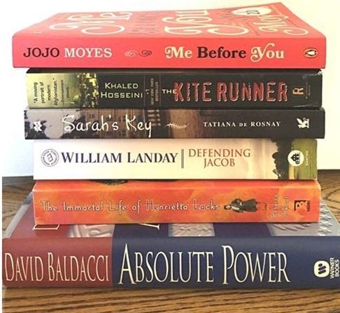 Must Read Books 2016