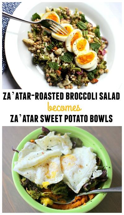 Za'atar Roasted Vegetables
