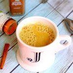 Microwavable Golden Milk Latte