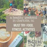 Healthy Things to Do in Charlotte, NC