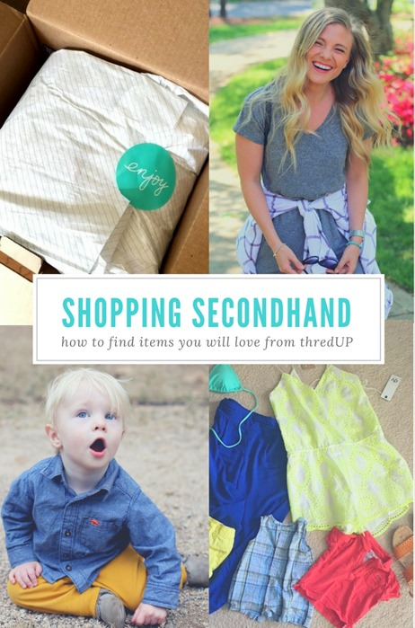 How to Shop Secondhand with thredUP
