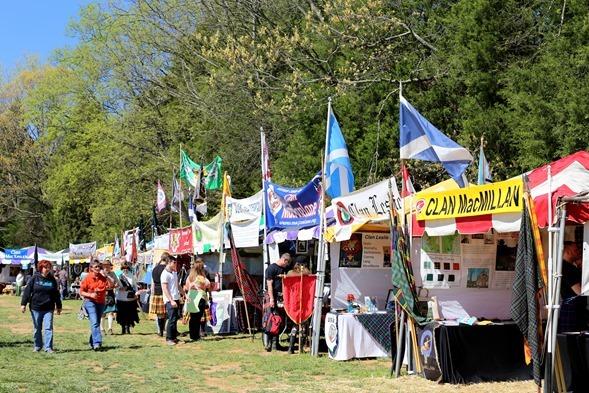 Loch Norman Highland Games Scottish Festival