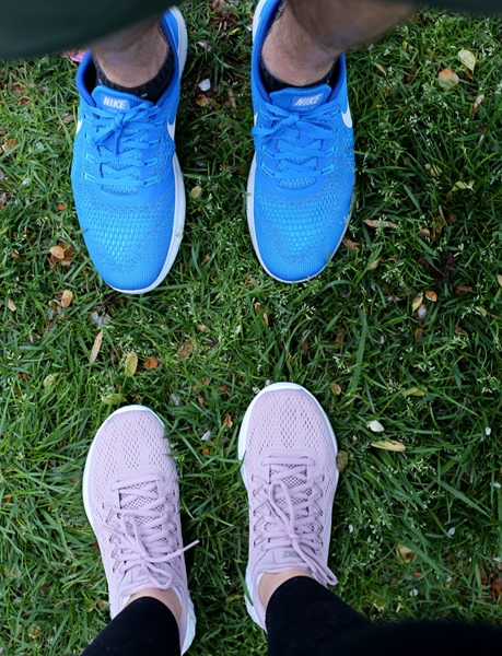 Nike His and Hers