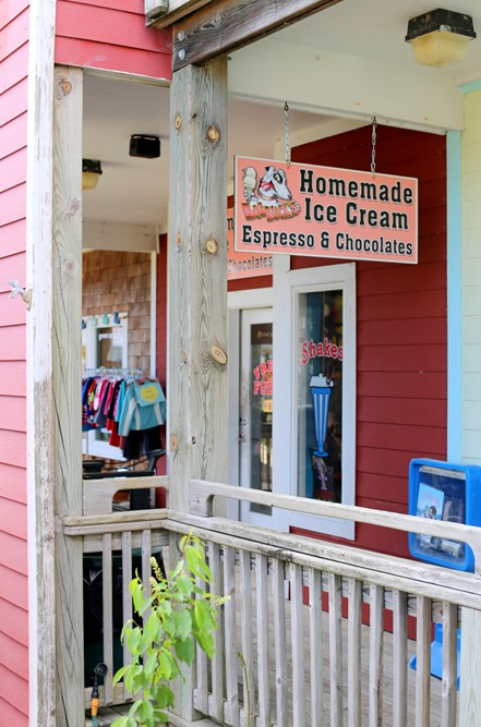 Outer Banks Ice Cream
