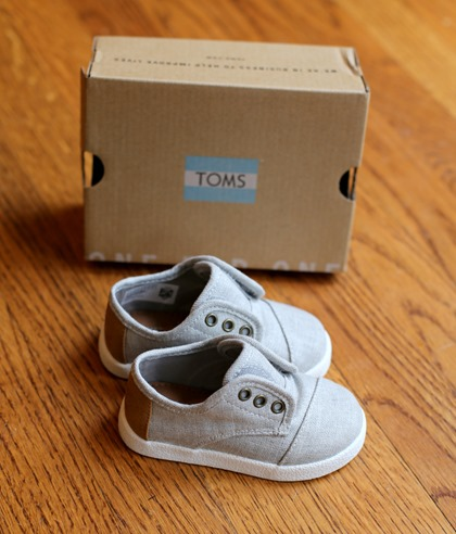 TOMS Sneakers Velcro No Laces