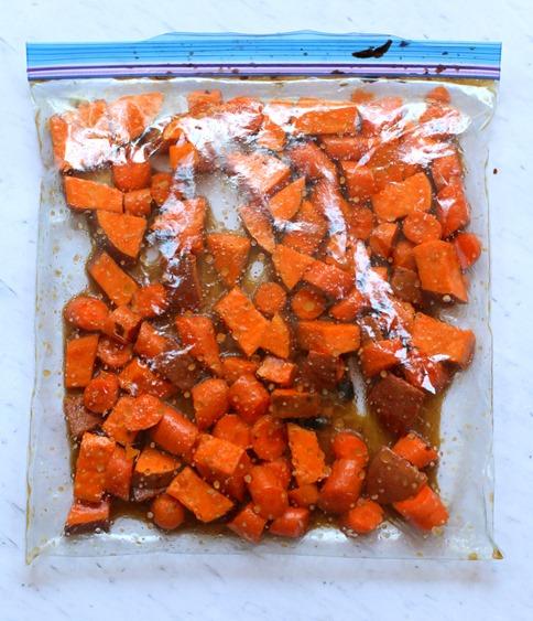 Best Vegetable Marinade (Works for All Vegetables!)