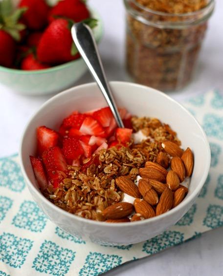 Coconut Hemp Seed Granola Recipe