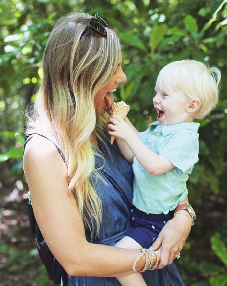 Julie Fagan Chase 21 Months