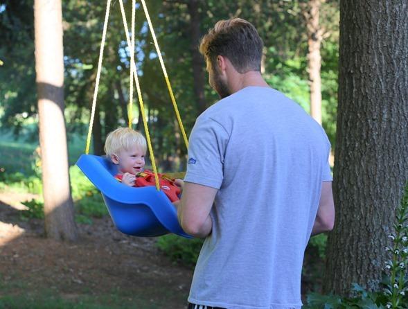Little Tikes Backyard Swing