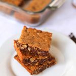 Must Make Almond Butter Bars