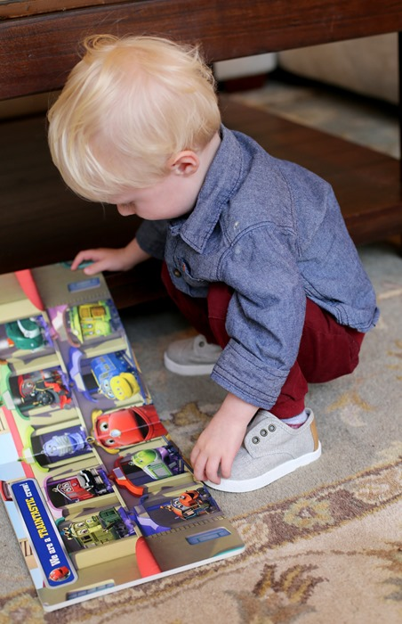 TOMS Sneakers for Toddlers