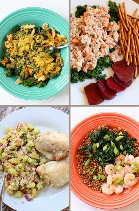 meal ideas for one