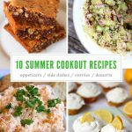 10 Summer Cookout Recipes To Try
