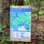 Lake Norman State Park Lake Shore Trail Charlotte Hiking