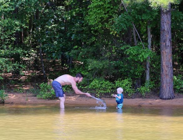 Ryan Chase Lake Norman 22 Months