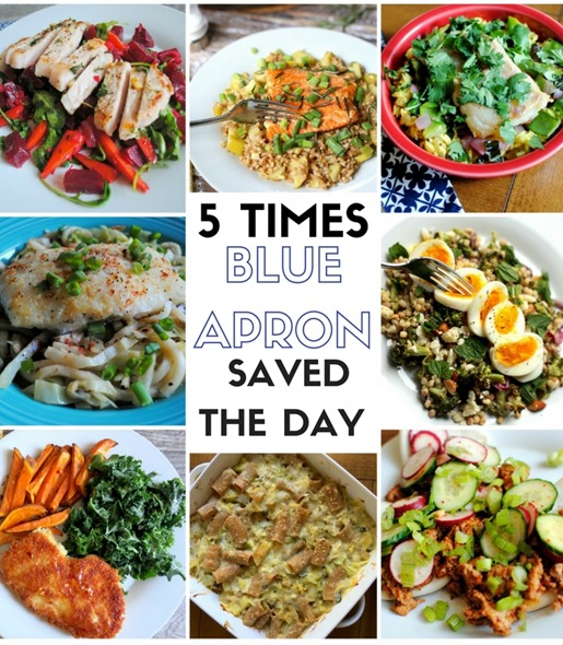 Best Time to Order Blue Apron