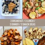 Breakfast Lunch Dinner and Snack Ideas (2)