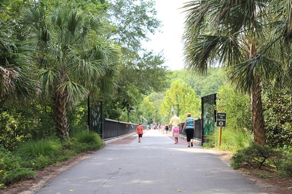 Riverbanks Zoo Garden